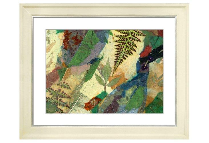Leaf Collage II