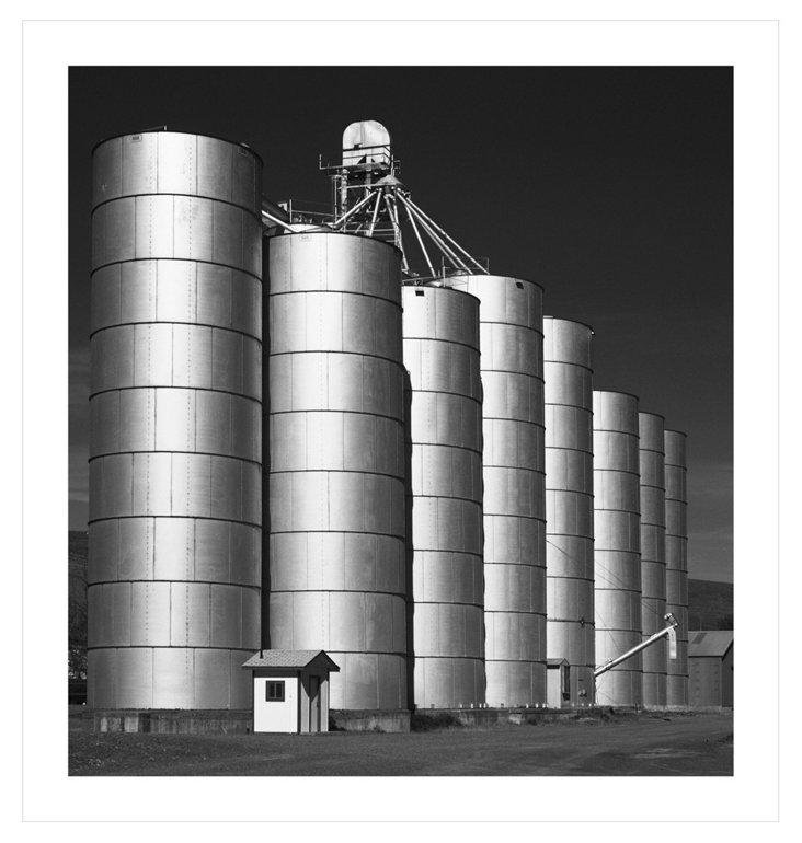 Tom Marks, Silver Grain Elevators