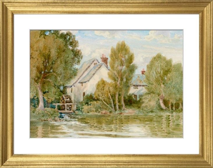 Dorset Watercolor IV