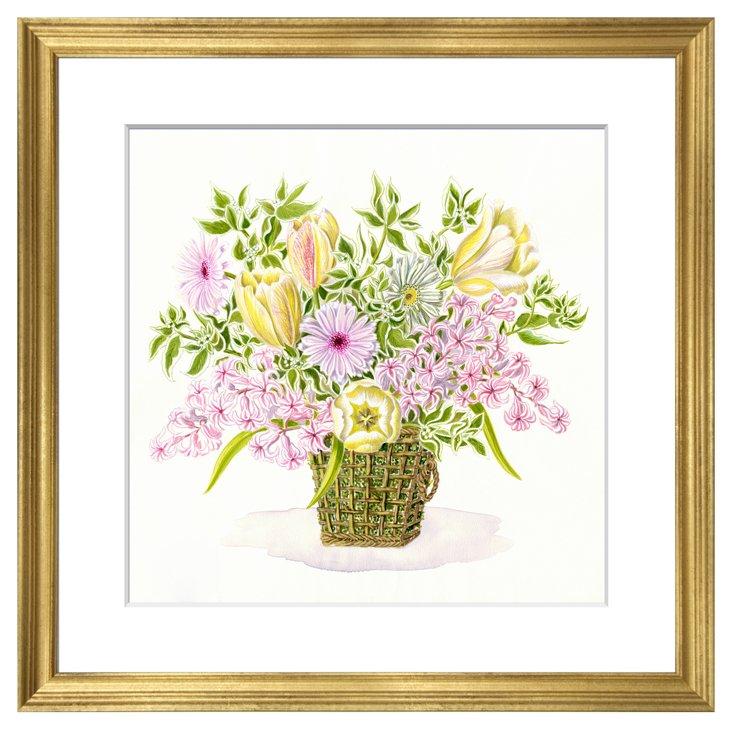 English Bouquet I