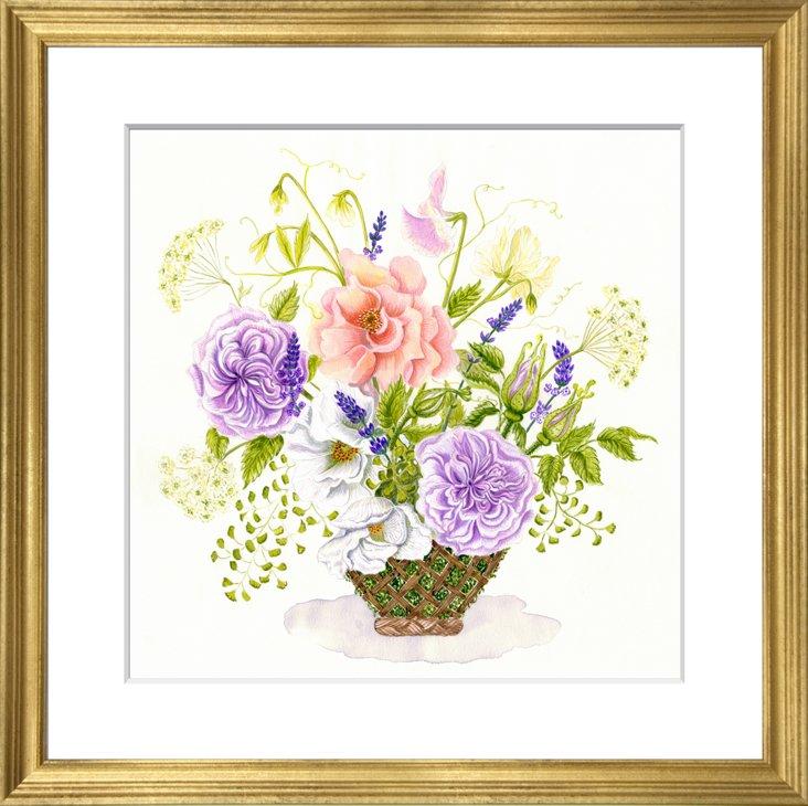 English Bouquet III