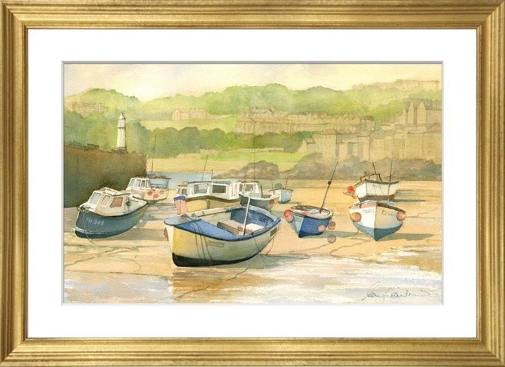 Suffolk Watercolor VI