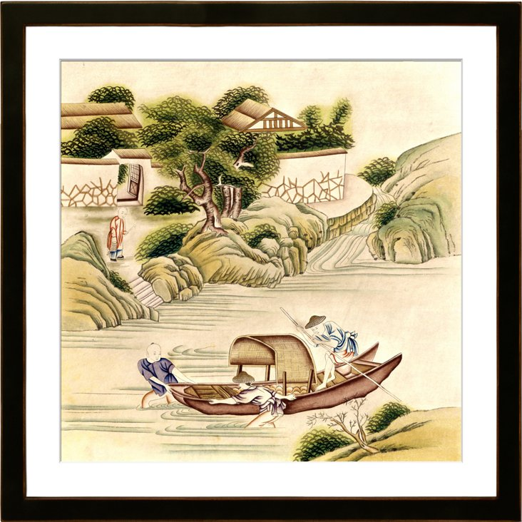 Chinese Scene II