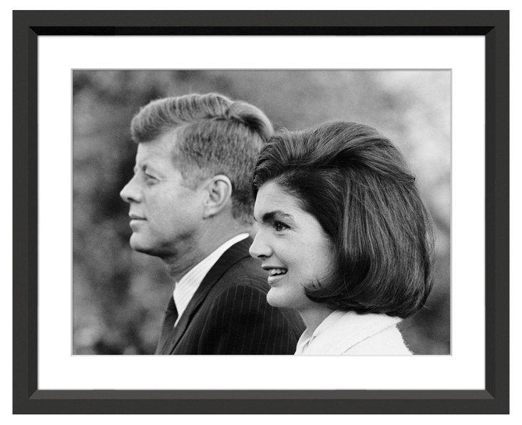 Mr. & Mrs. President