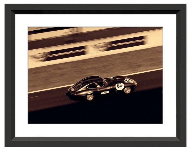 Ben Wood, Car 66 at Le Mans