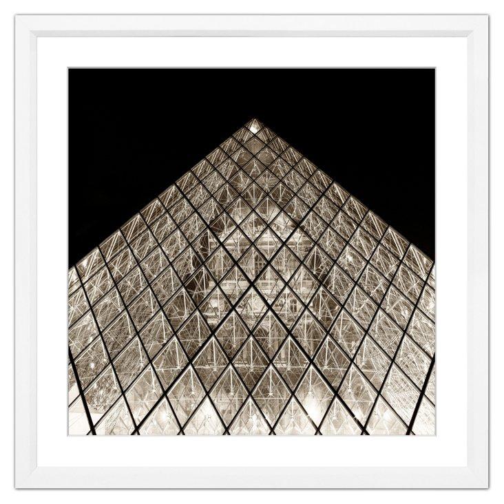 Stuart Redler, Louvre