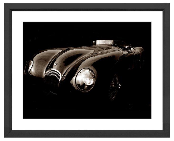 Malcolm Sanders, Jaguar Car