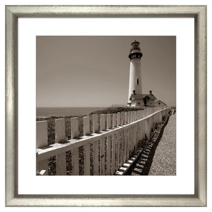 Charlie Waite, Beach Lighthouse