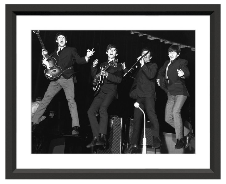 The Beatles Jump