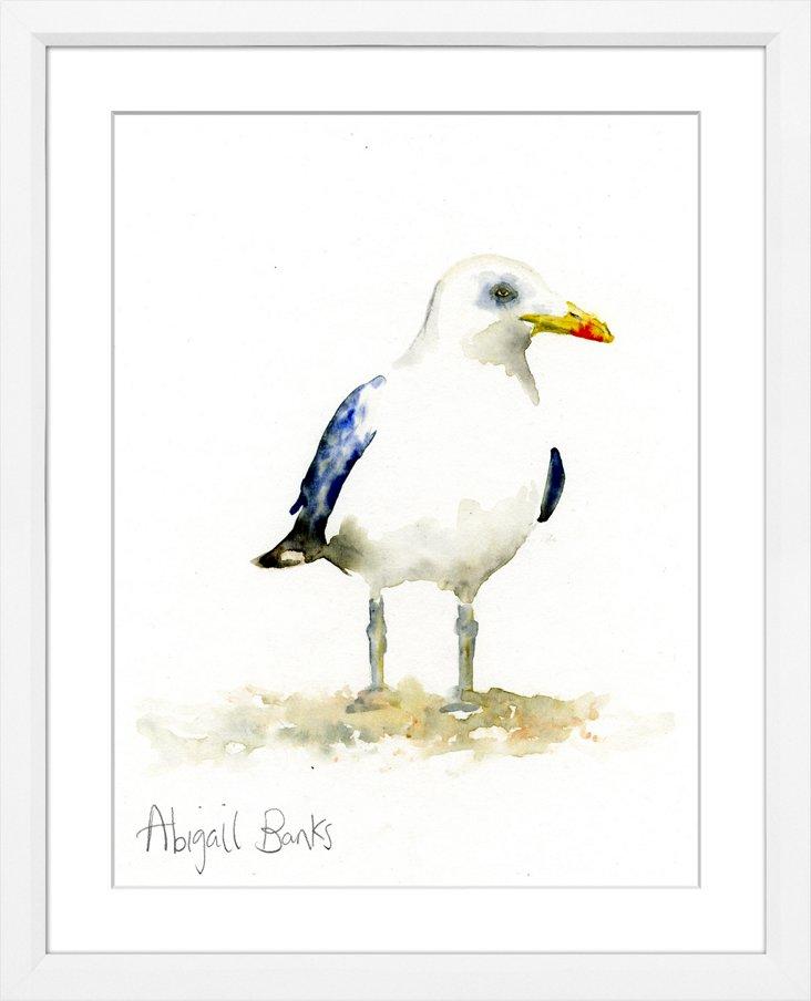 Abigail Banks, Seagull - Bert