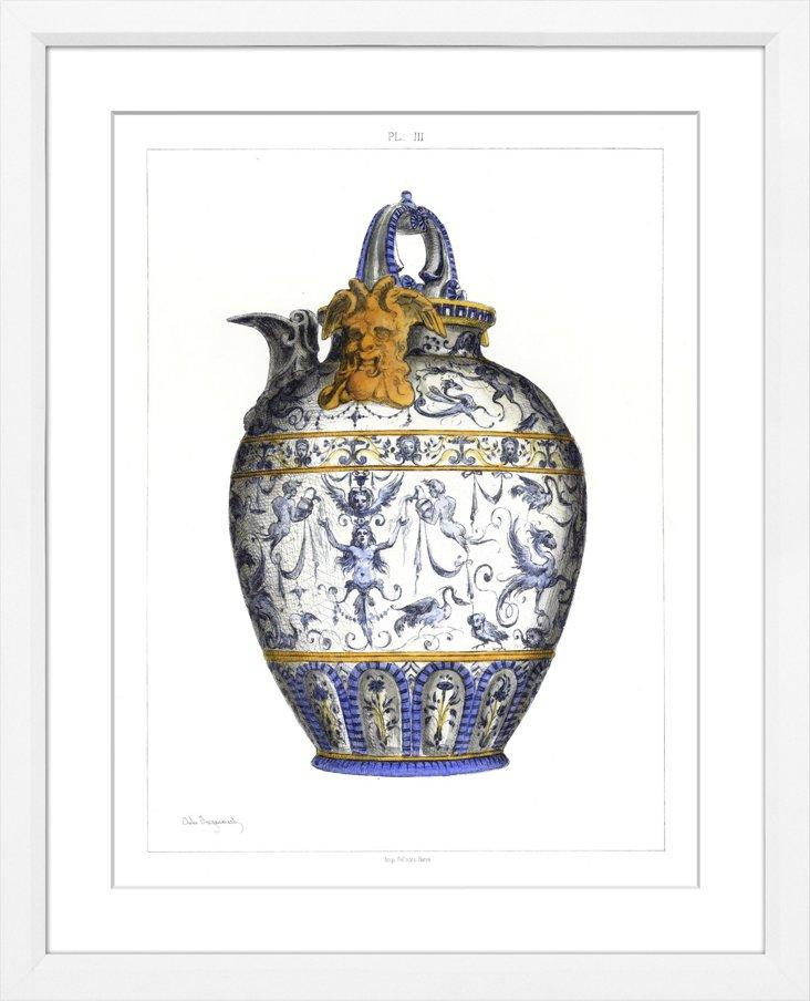 Jacquemart Vases I