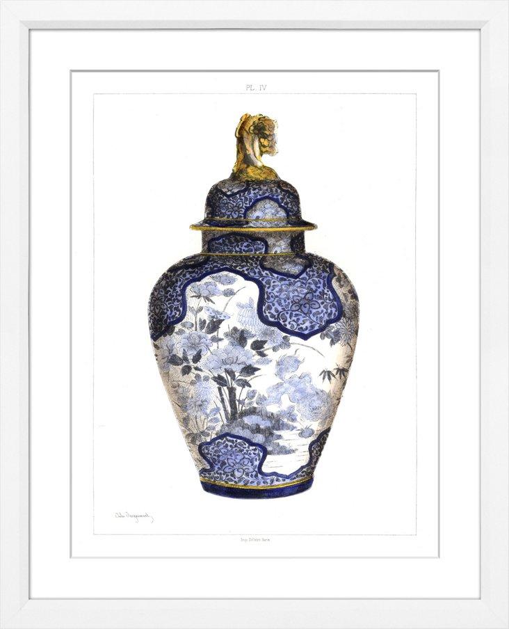 Jacquemart Vases II