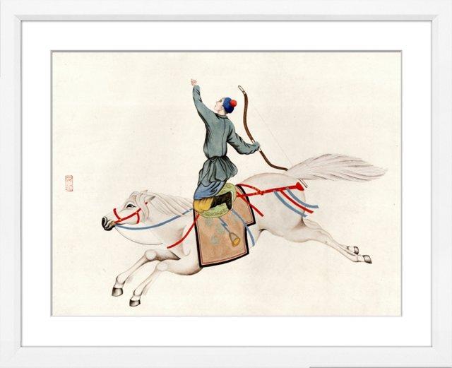 Chinese Warrior I
