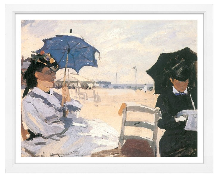 Monet, Beach II