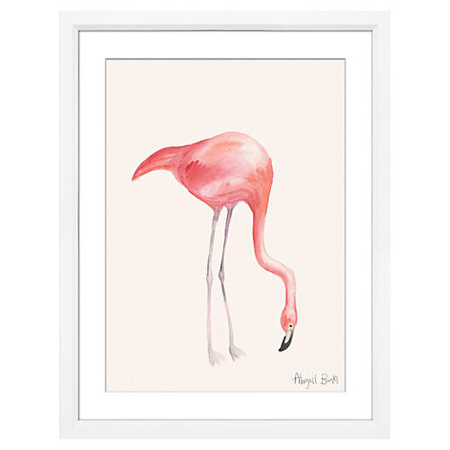 Abigail Banks, Flamingo I