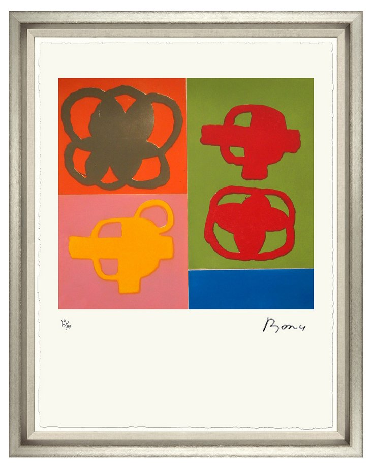 Jacques Bosser, Boss IV, Limited Ed.