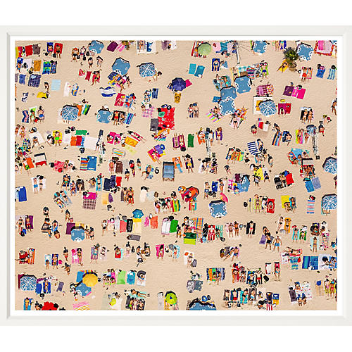 Mike Raabe, Aerial Summer Beach