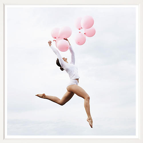 , Balloon Girl