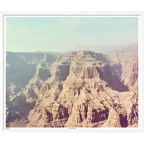 The Grand Canyon, William Stafford