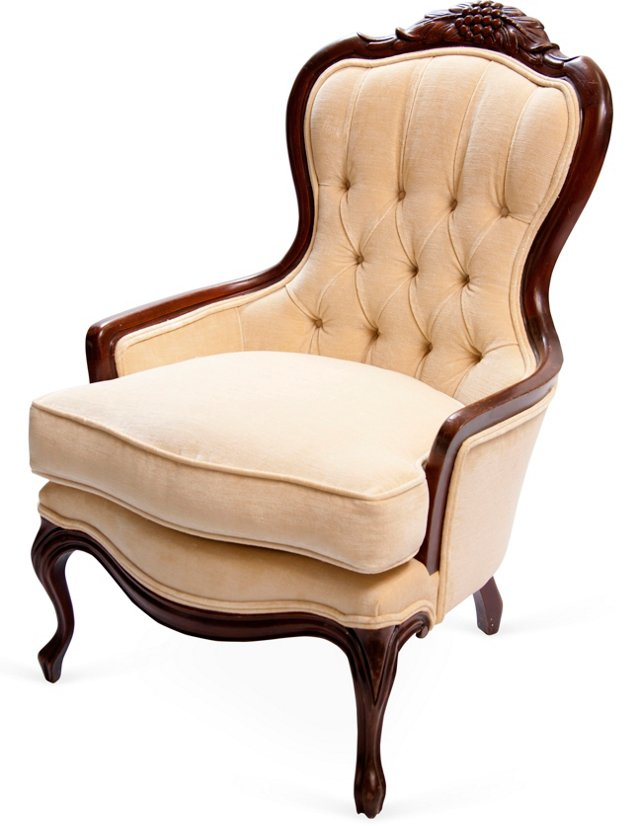 Victorian Parlor Chair I