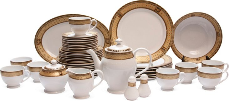 China Set, Service For 6