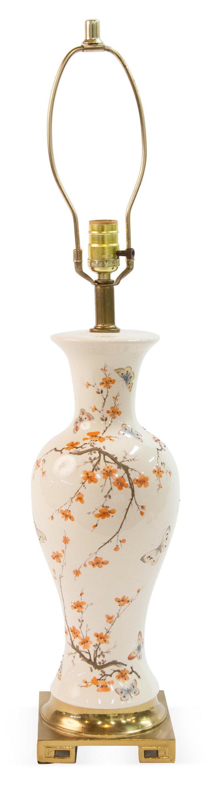 Cherry Blosson Lamp II