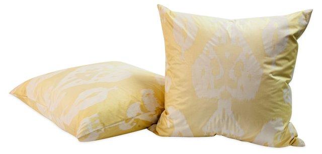 Euro Pillows, Pair
