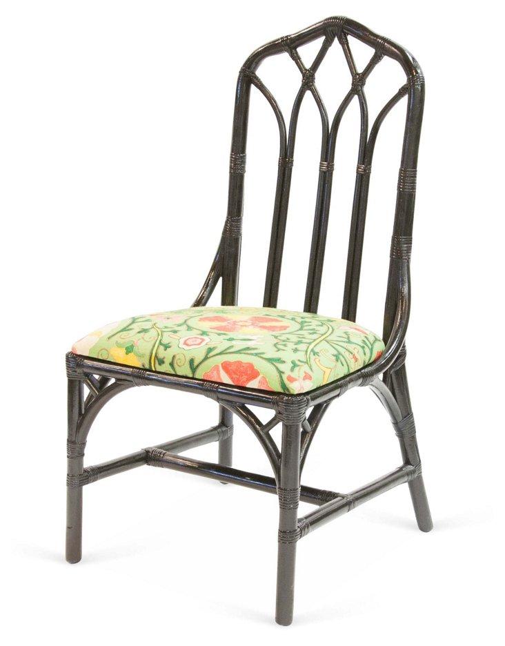 Vintage Rattan Chair I