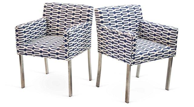 Miami Chairs, Pair