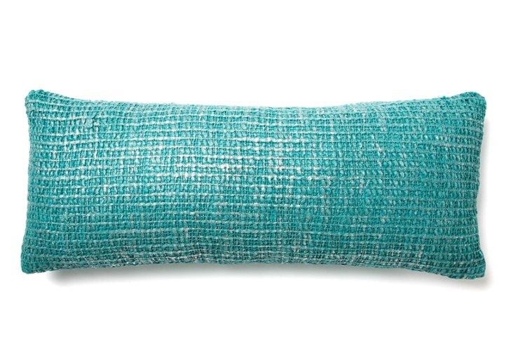 Nico 8x20 Pillow, Teal