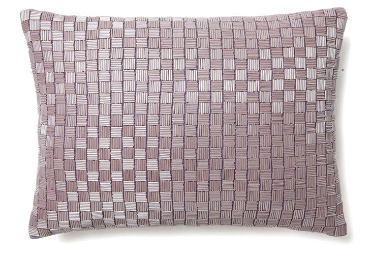 Sorel 10x14 Pillow, Foxglove Purple