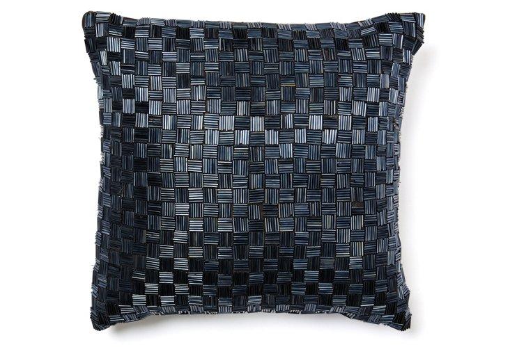 Sorel 12x12 Pillow, Charcoal