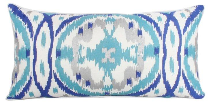 Denzel 14x24 Pillow, Blue