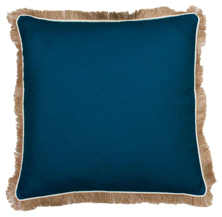 Cascade 20x20 Pillow, Blue