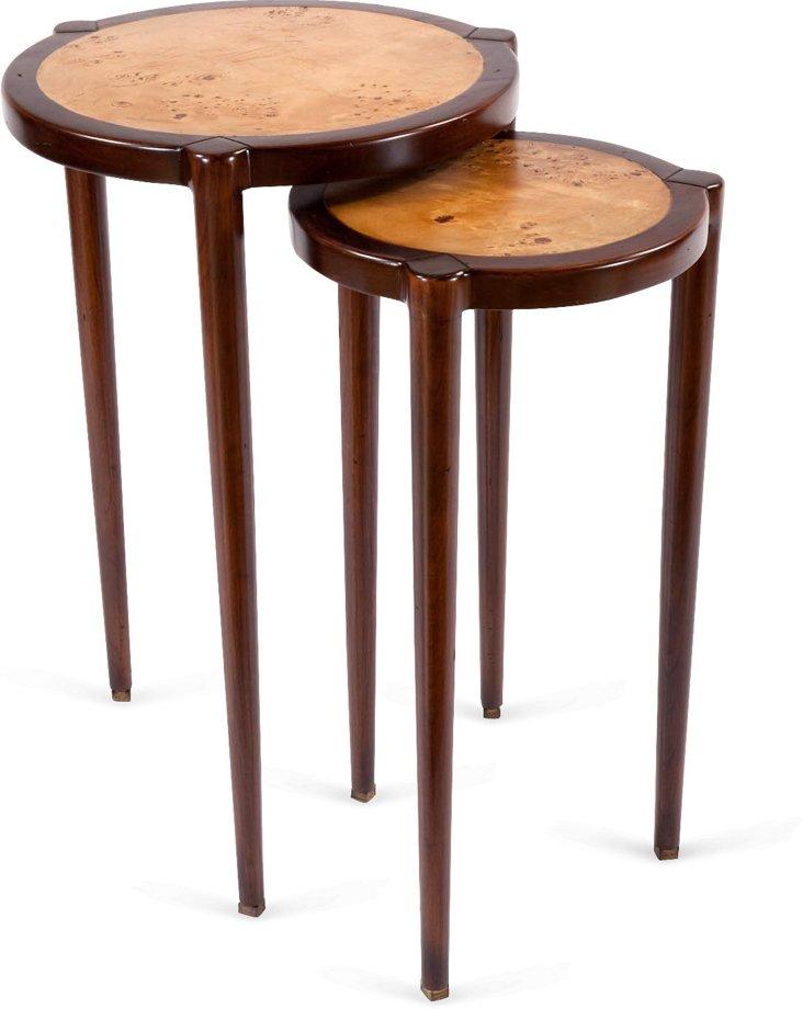 Hugo Nesting Tables, Set of 2
