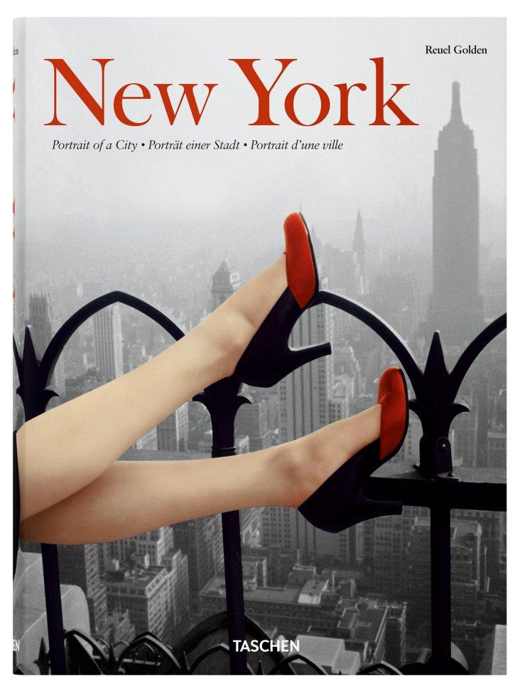 New York Portrait of a City