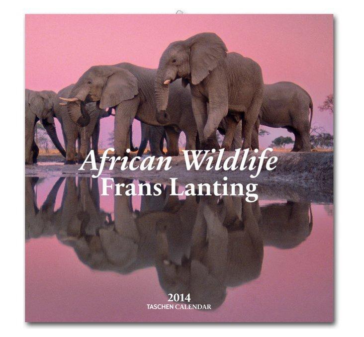 Lanting, Okavango Wall Calendar