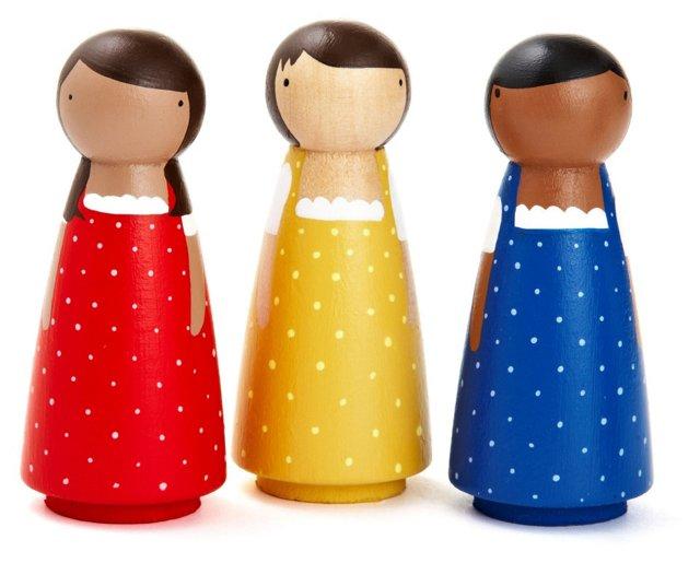 S/3 Dolls, Girls