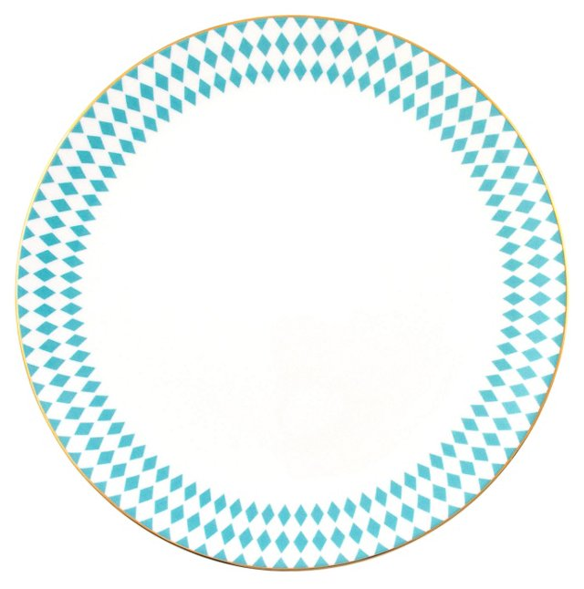S/4 Hutton Bone China Dinner Plates