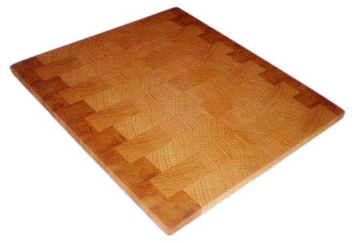 Hardwood Cutting Board, Arapahoe Plains