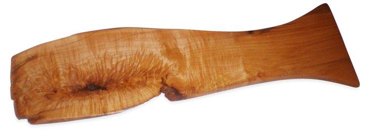 Muktuk Cutting Board