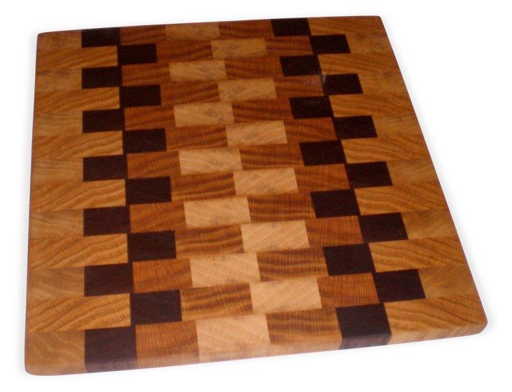 Beaver Hardwood Cutting Board