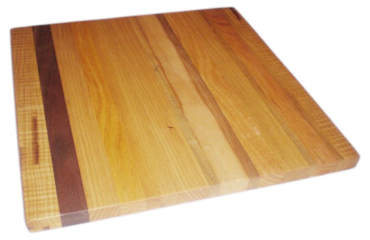 Hodgepodge Cutting Board, Large