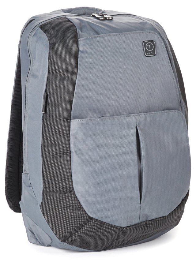 T-Tech by Tumi Computer Backpack, Pewter