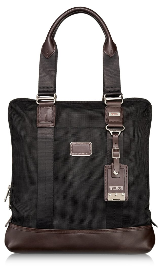 Beaufort Tote, Hickory
