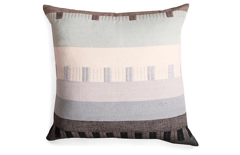 Simien 20x20 Pillow, Mist