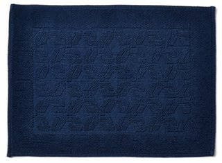 Superb Blue Bathroom Rugs Uomere Feet Orlon Bath Mat Rug