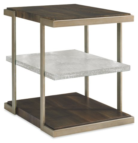 Angela Side Table Russet Standard Side Tables Side Tables - Angela coffee table