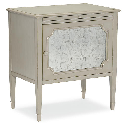 Claude Nightstand, Light Gray