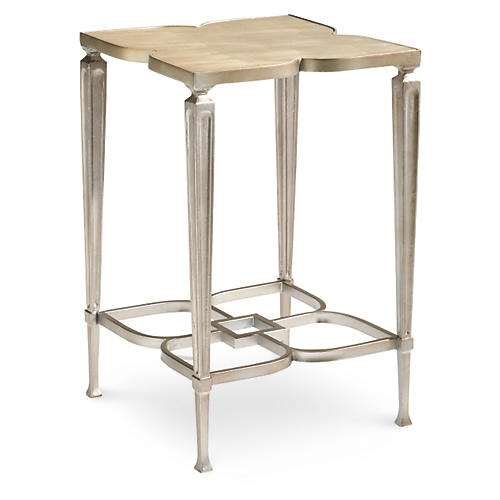 Charm Side Table, Taupe